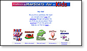 Map Stats for Kids