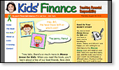 Kid's Finance-Teaching Financial Responsibility